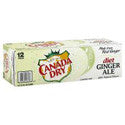 Diet Canada Dry Ginger Ale 12pk
