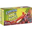 Capri Sun 100% Juice -Fruit Punch 10ct