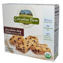 Cascadian Farm Chocolate Chip Chewy Granola Bars 6ct