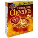 General Mills Honey Nut Cheerios 10oz
