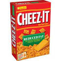 Cheez Its Reduced Fat Crackers