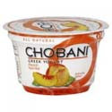 Chobani Peach 0% Yogurt 6oz