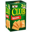 Keebler Club Crackers