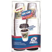 Dixie 12oz Grab N Go Coffee Cups 26ct
