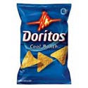 Doritos Tortilla Chips Cool Ranch 10oz