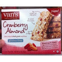 Van's Cranberry Almond Snack Bars