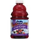 Ocean Spray Juice Drink Cranberry Grape 64oz