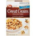 Post Great Grains Crunchy Pecan 16oz
