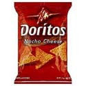 Doritos Tortilla Chips Nacho Cheese Party Size 14oz