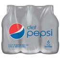 Diet Pepsi 6-16.oz bottles