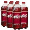 Dr Pepper 6-16.9oz