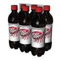 Diet Dr Pepper 6-16.9 oz bottles
