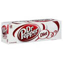 Diet Dr. Pepper 12 pk Cans