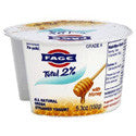 Fage Greek Yogurt with Honey 2% 5oz