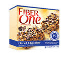 Fiber One Chewy Bars-Oats & Chocolate