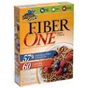 General Mills Fiber One Cereal 16oz
