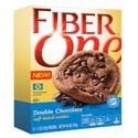 Fiber One Soft Double Chocolate Cookies 6-0.90oz pkgs