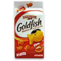 Pepperidge Farm Goldfish Crackers Pizza