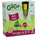 Materne GoGo Squeeze Apple Berry Applesauce on the Go 4pk