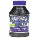 Smucker's Jam Concord Grape