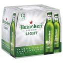 Heineken Light 12 Pack Bottles