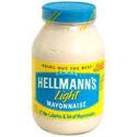 Hellmanns Light Mayonnaise 30oz