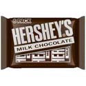 Hershey's Milk Chocolate Bars 6pk