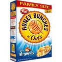 Post Honey Bunches of Oats with Almonds 14 oz