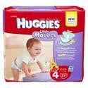 Huggies Little Movers Size 4 -24ct
