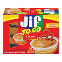 Jif Peanut Butter To Go Creamy 8ct