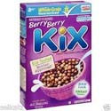 General Mills Kix Berry Berry Cereal 12oz