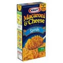 Kraft Macaroni & Cheese Spiral 5oz