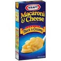 Kraft Macaroni & Cheese Thick N Creamy 7oz