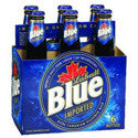 Labatt Blue 6 Pack Bottles