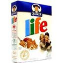 Quaker Life Cereal 18oz
