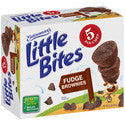 Entenmann's Little Bites Fudge Brownie Muffins
