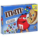 M & M's Vanilla Ice Cream Cookies 6ct