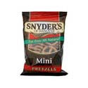 Snyder's Pretzels Mini Fat Free
