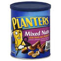 Planters Nuts Mixed with Less Than 50% Peanuts Made with Sea Salt 10oz