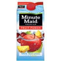 Minute Maid Fruit Punch 59oz