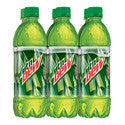 Mt Dew 6-16.9 oz bottles