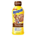 Nestle Nesquik Chocolate Low Fat Milk 8oz single