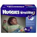 Huggies Overnites Step 4-72ct