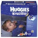 Huggies Overnites Step 6-54 ct