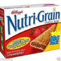 Nutri Grain Cereal Bars Strawberry