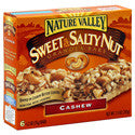 Nature Valley Sweet & Salty Nut Granola Bars-Cashew
