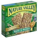 Nature Valley Crunchy Granol Bars Oats 'N Honey