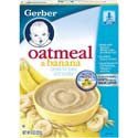 Gerber Baby Cereal with Banana