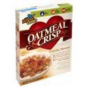 General Mills Oatmeal Crisp With Almonds 17oz