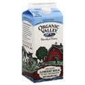 Organic Valley 1% Lowfat Milk 1/2 gal